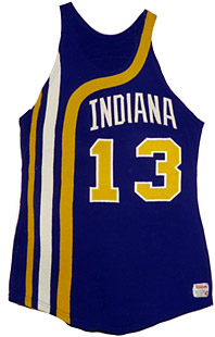 finest selection 5aefe 70b39 Remember the ABA: 2012 NBA/ABA Throwbacks - Indiana Pacers