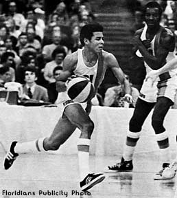 Remember the ABA: The Floridians