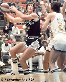 Remember The Aba San Antonio Spurs