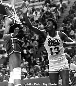 ... Spirits and made his presence known. Carr was named to the ABA  All-Rookie team. In the 1980 s Carr became known to a wider national  audience as a member ... 9c5c209bc